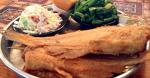 Whole Fried Catfish